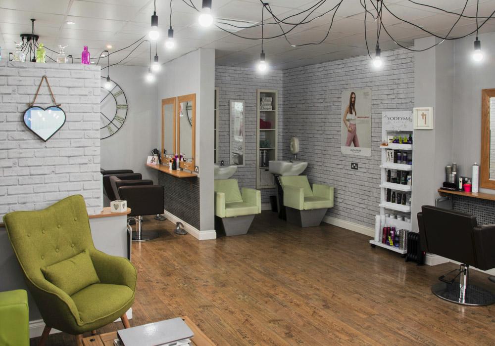 Hair at Ridley Park Blyth Hairdressers Hair Salon - Photo of salon interior